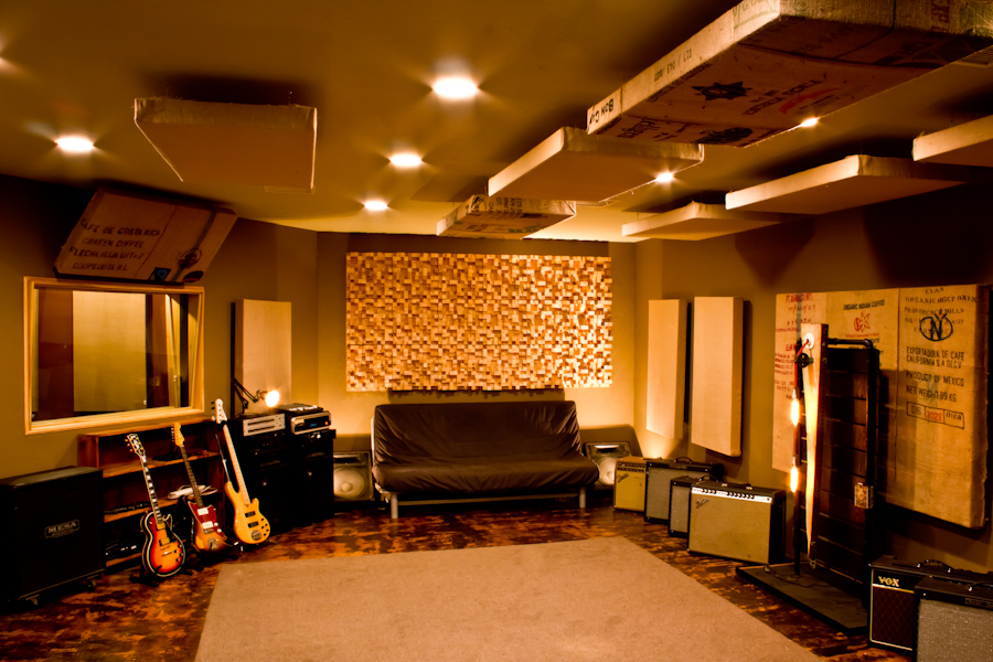 Photos Citizen Recording San Diego Recording Studio